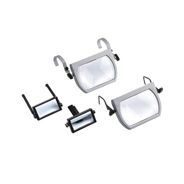 WALDMANN Clip-on Magnifiers