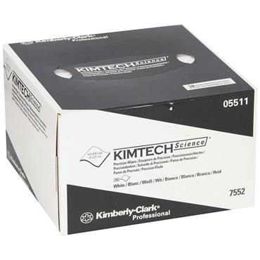 Kimberly Clarke Kimtech Science 7552 Precision Wipes