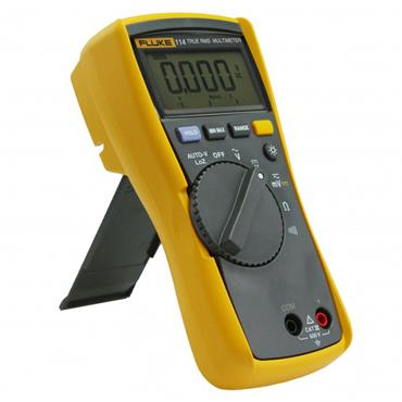 Fluke 114 True-RMS Electrical Digital Multimeter