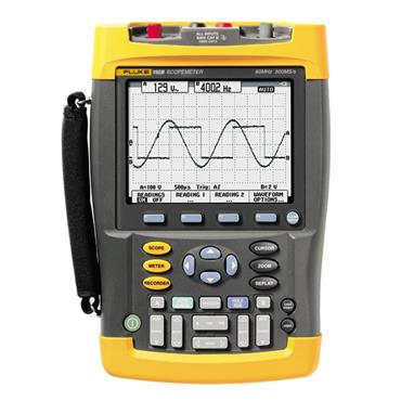 Fluke 190 Series ScopeMeter and Accessories
