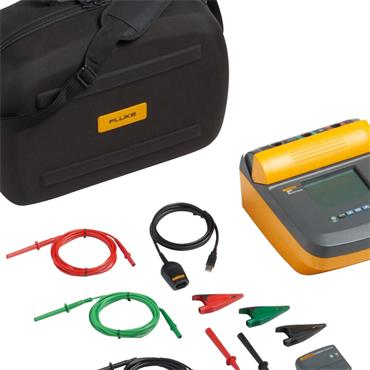 Fluke 1550C Digital Insulation Tester