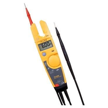 Fluke Voltage/Continuity and Current Testers