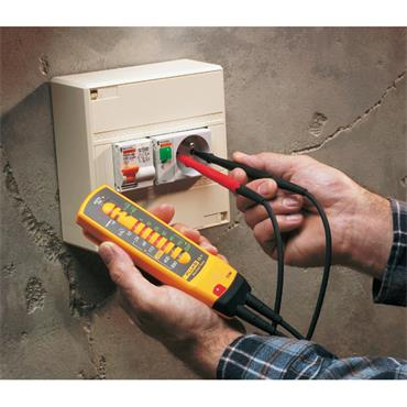 Fluke T100 Voltage and Continuity Tester