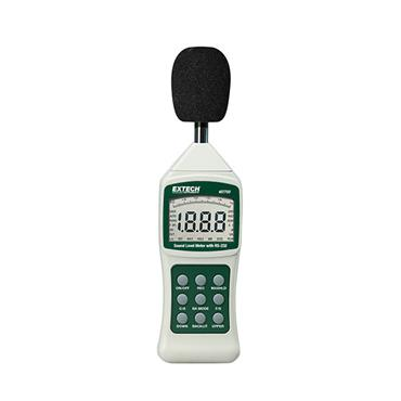 Extech Sound Level Meter and Windows Software