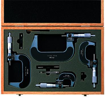 "Mitutoyo 193-211 0-1"" Digit Outside Micrometer"