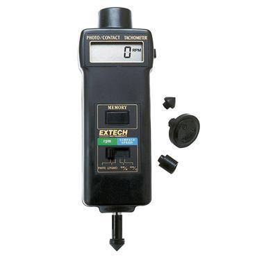 Extech 461895 Combination Contact/Photo Tachometer