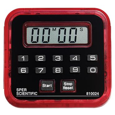 CITEC 810024R Count Up/Count Down Timer
