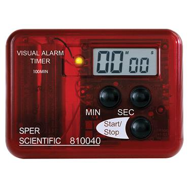 CITEC 810040 Compact Visual and Audible Alarm Timer