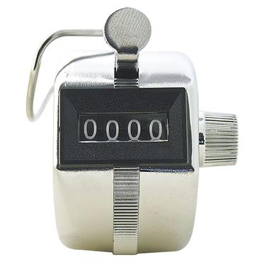 CITEC Hand Tally Counter with Finger Ring