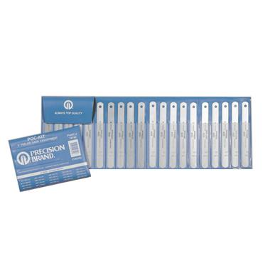 PRECISION BRAND Feeler Gauge Assortments