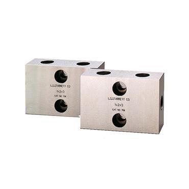 STARRETT 1 x 2 x 3 Blocks No. 706 Series
