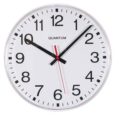 E.A Combs 6200 Medium-Sized Commercial Wall Clock
