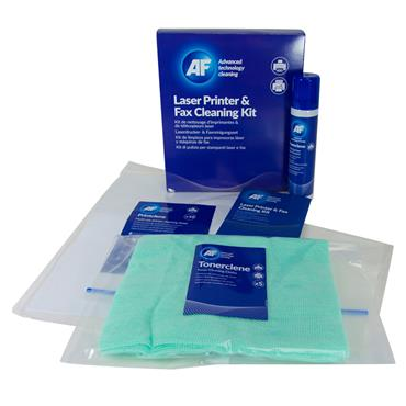 AF LFC000 Laser Printer and Fax Cleaning Kit