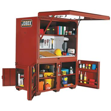 JOBOX 674990 Heavy Duty Cabinets