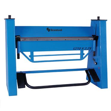 SCANTOOL  Foot Operated Bending Machine