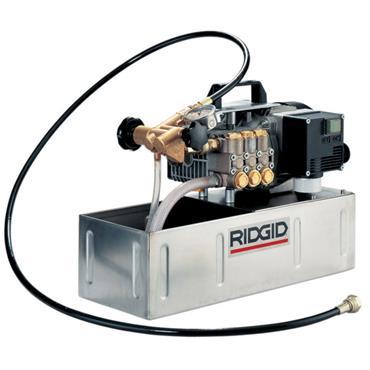 RIDGID  1460E Electric Pressure Testing Pump