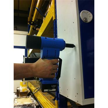 GESIPA Accubird 14.4 Volt Lithium Ion Cordless Riveter