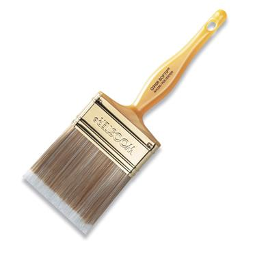 WOOSTER Nylon Bristle Paint Brushes