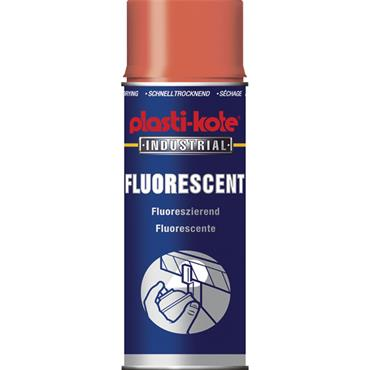 PLASTI-KOTE High Visibility Fluorescent Spray Paint