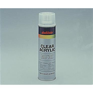 PLASTI-KOTE Clear Acrylic & Heat Shield