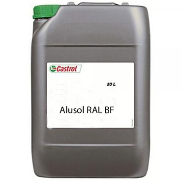 Castrol Alusol RAL BF 20 Litre High-Performance Semi-Synthetic Metalworking Fluid