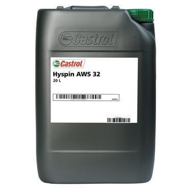 Castrol HYSPIN AWS Series 20 Litre Anti-Wear Hydraulic Oil