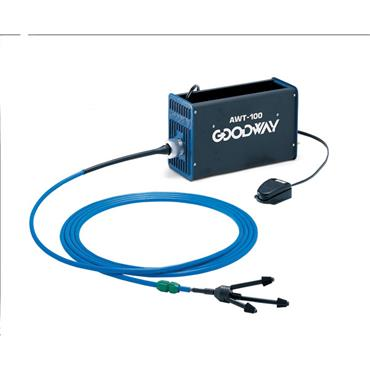 GOODWAY Air Powered Tube Cleaning Machine