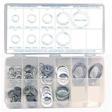 PRECISION BRAND Retaining Rings