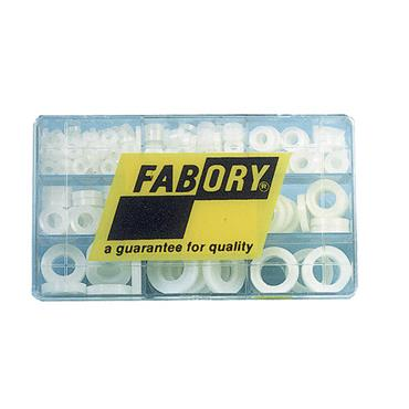 FABORY  Plastic Assorted Snap Rings