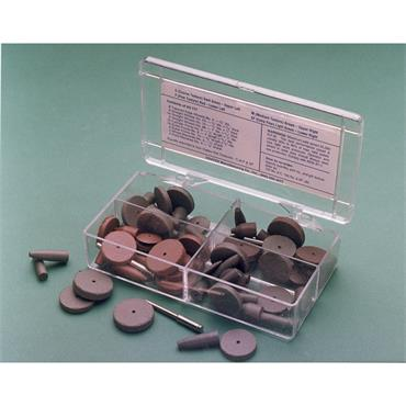 "CRATEX  ""Rubberised Abrasive"" Introductory  Kit"
