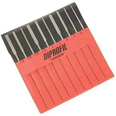 DIPROFIL  Diamond Hand File Set