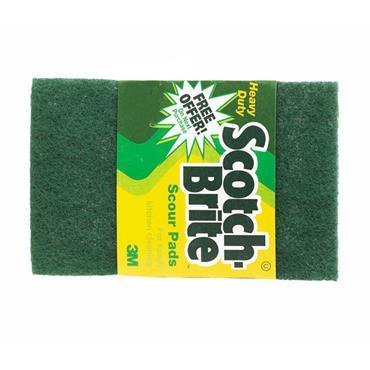 3M Scotch Brite Scouring Pads