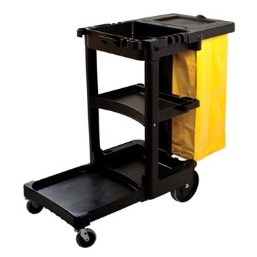 RUBBERMAID  1805985 Cleaning Trolley