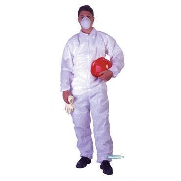 ULTRAGUARD  Polyethylene Coated Polypropylene Coveralls