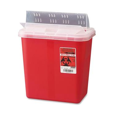 SHARPS  2 US Gallon Sharps Container