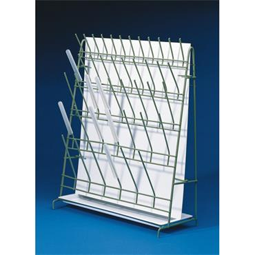 CITEC  Tube Drain Rack