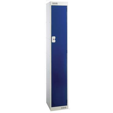 MORESECURE  Premium Steel Lockers Blue