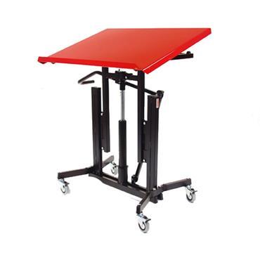 GLOBAL   Adjustable Medi Table