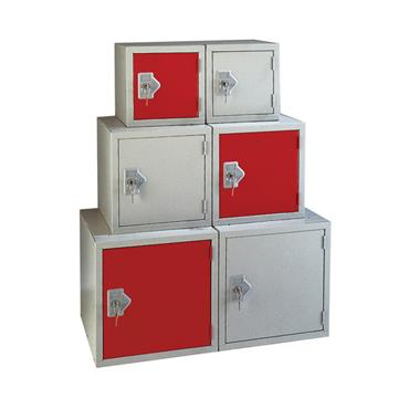 MORESECURE  Cube Lockers