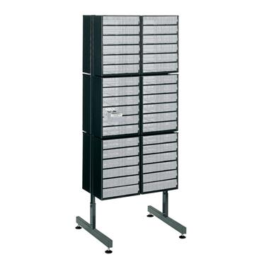 RAACO Free-Standing Rack System