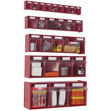 CITEC Clear View Storage Boxes