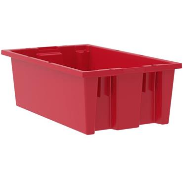 Akro-Mils 35-180 14 Litre Nest and Stack Totes