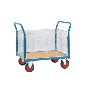 CITEC  Wire Cage Platform Truck
