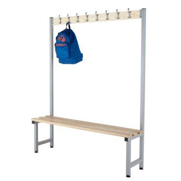 CITEC Single Sided Cloakroom Bench