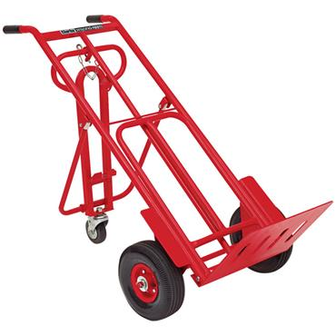 CLARKE CST6 Strong-Arm Sack Truck w/Castor Suppoting frame
