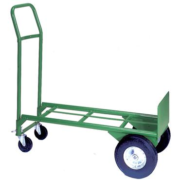WESCO  2-in-1 Steel Hand Trucks