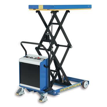 Elevation Mobile Double Scissor Lift Tables