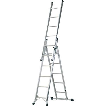 Werner 7101418 4-In-1 Combination Ladder