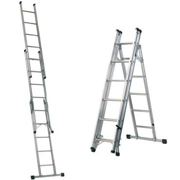 Werner 7101418 4-In-1 Combination Ladder