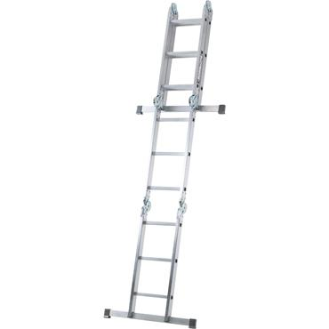 Werner 75010 Multi-Purpose Ladder 10-In-1